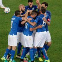 Italia se llevó el triunfo sobre Finlandia Foto:Getty Images