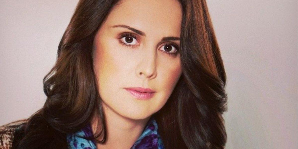 Natalia Esperón fue a dar al hospital por una mala liposucción