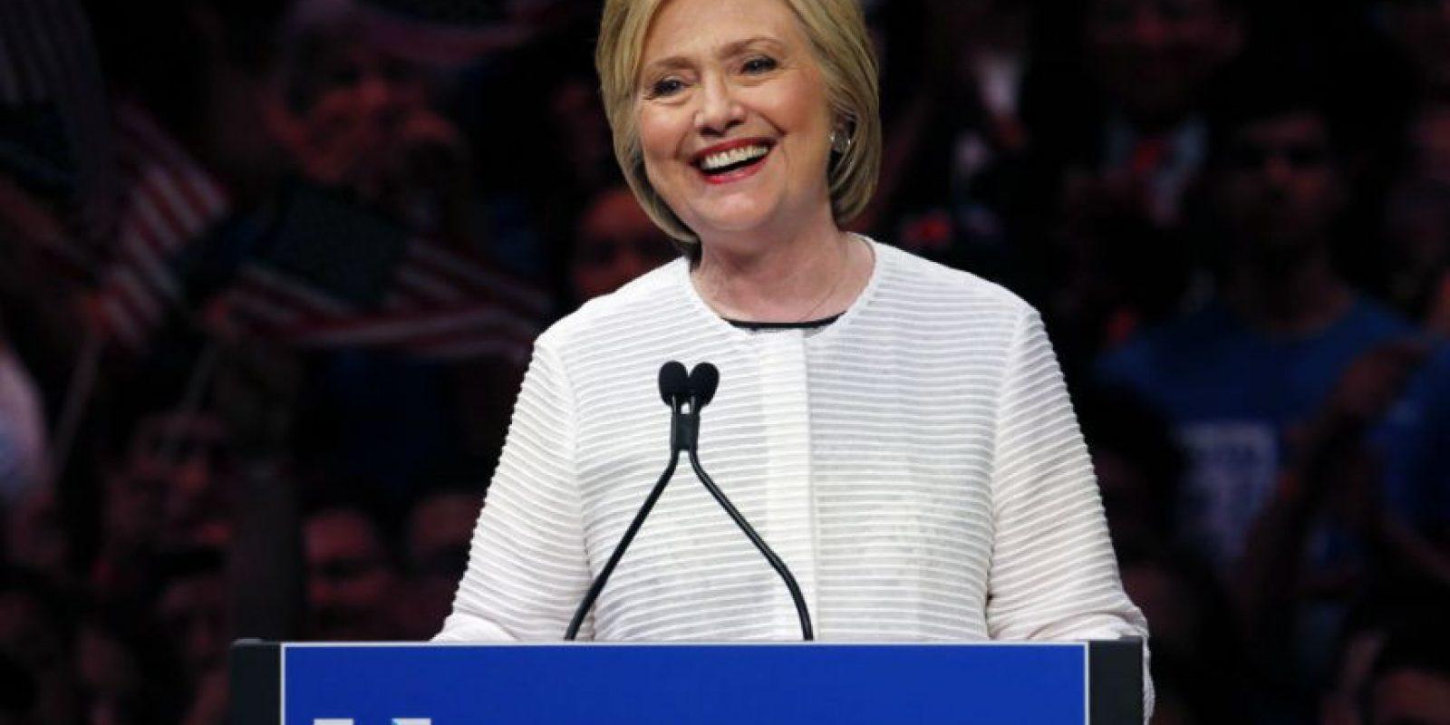 Obama ganó la nominación demócrata contra Hillary en las elecciones de 2008 Foto:AP