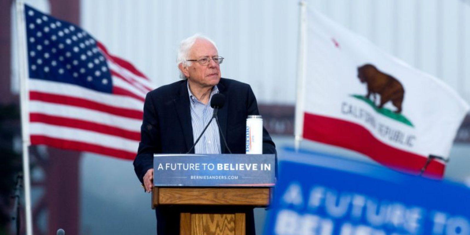 Sanders solicitó reunirse con el presidente de EU Foto:AP