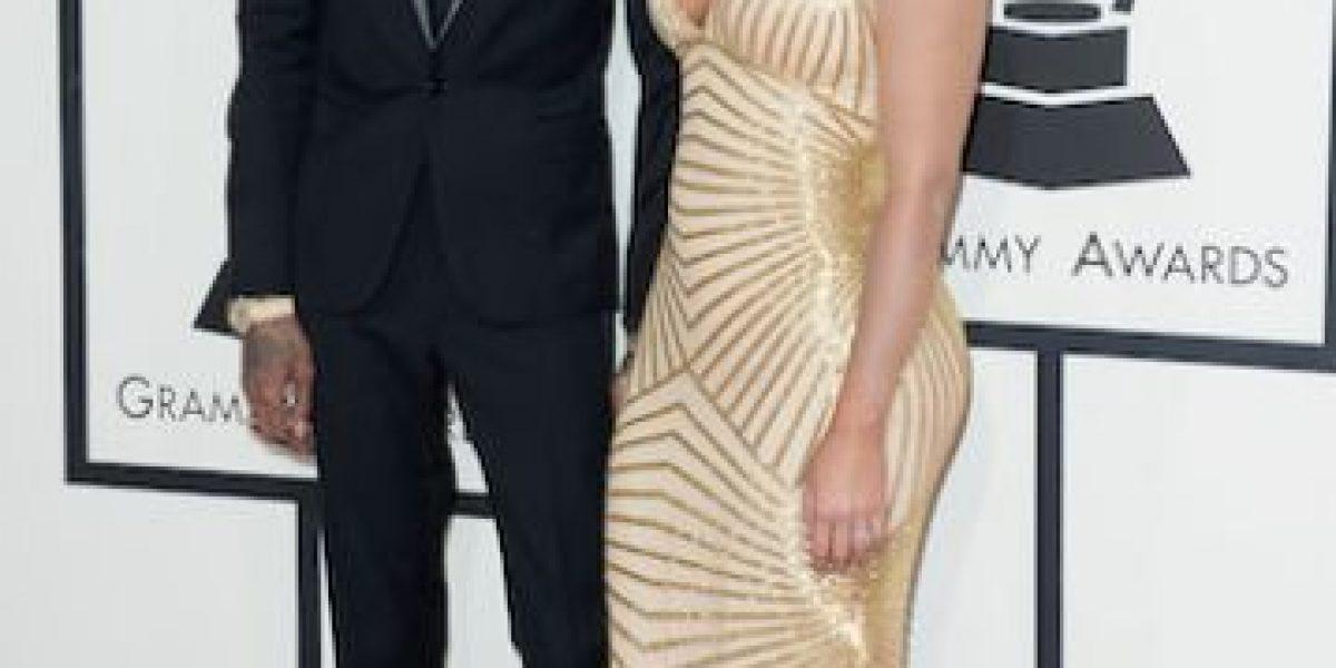 Amber Rose y Wiz Khalifa se divorcian y festejan juntos