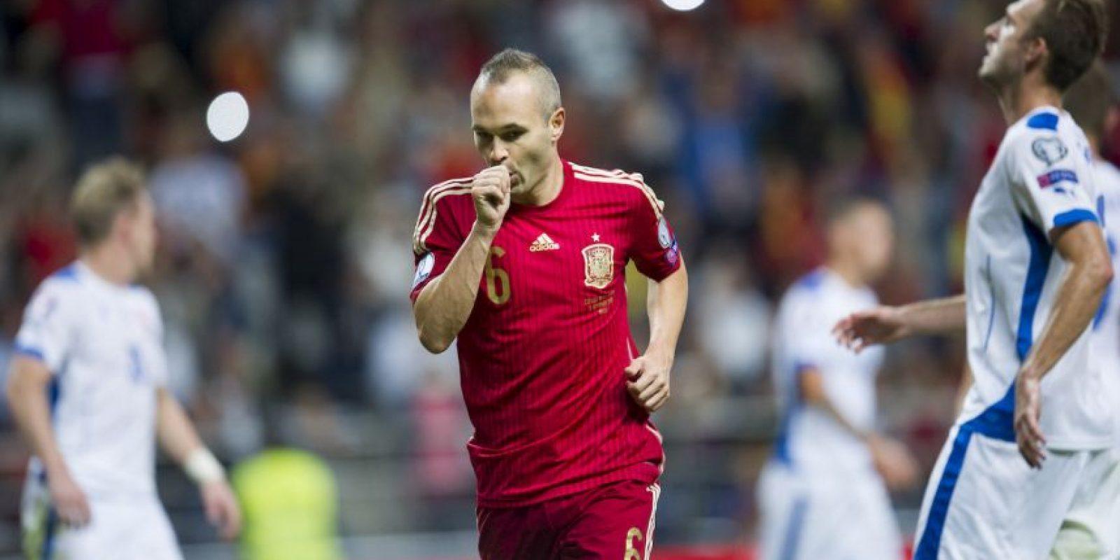 Uno de los grandes gestores del bicampeonato conseguido por España tras las Eurocopa de 2008 y 2012. Ahora va por su tercer título consecutivo en el torneo continental de selecciones del viejo continente Foto:Getty Images