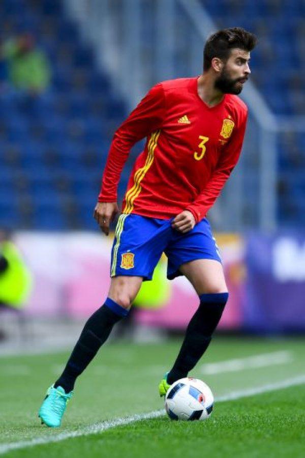 Defensas: Gerard Piqué (España) – 40 millones de euros Foto:Getty Images