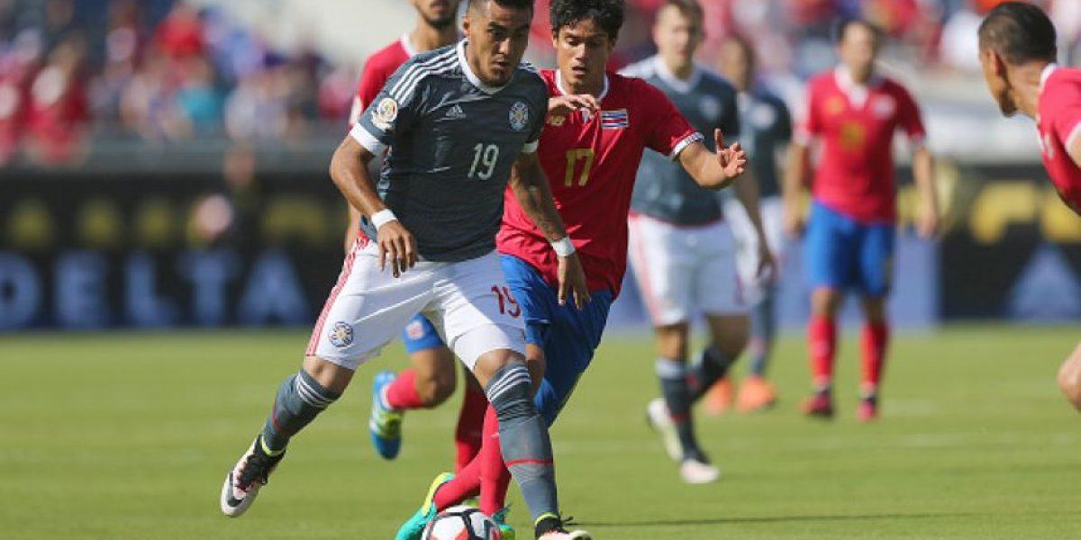Colombia supera a Paraguay en la Copa América Centenario