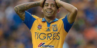 Javier Aquino revela que no jugará con Chivas Foto:Getty Images