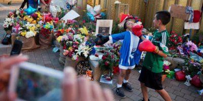 Venden los boletos para el fúnebre de Muhhamad Ali Foto:Getty Images