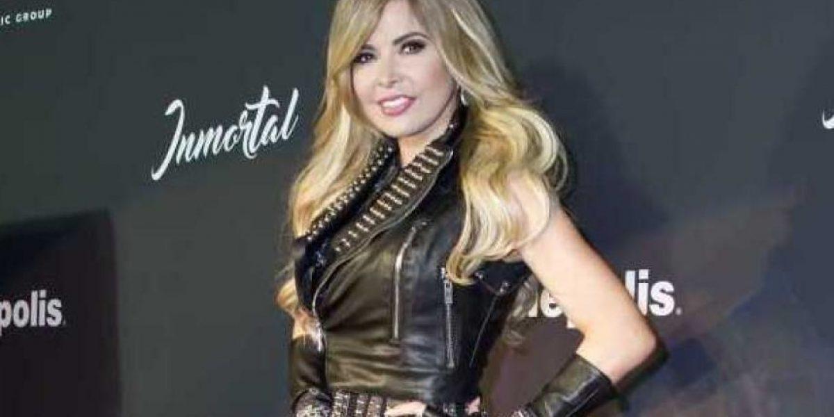 Gloria Trevi busca una disculpa pública por parte de TV Azteca