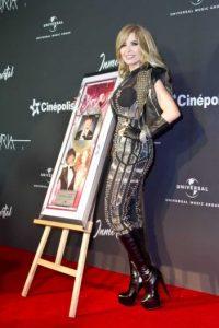 """Gloria Trevi recibió disco de platino por las ventas del DVD """"Inmortal"""" Foto:JDS"""