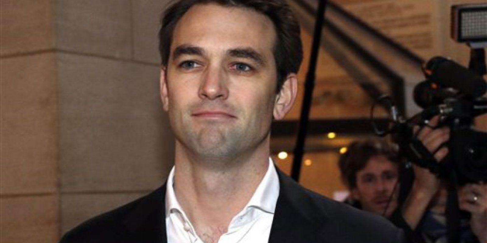 Thibaud Simphal, director general de Uber Francia, condenado en varias ocasiones por operar sistemas que ponen en contacto a clientes con conductores, de forma ilícita. Foto:AP/ Archivo