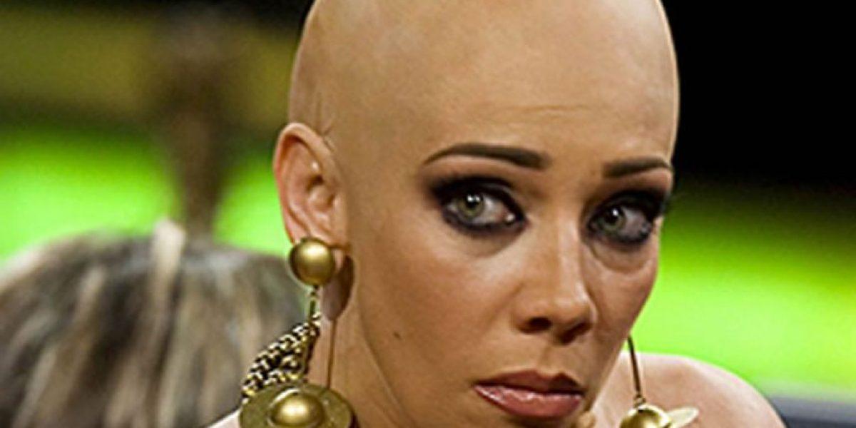 5 famosas mexicanas que rapadas lucen mejor