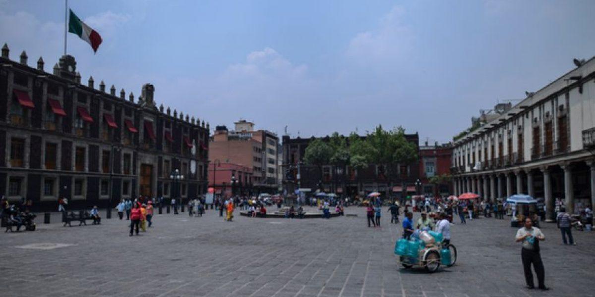 Conocer para ver: La historia detrás de la Plaza de Santo Domingo