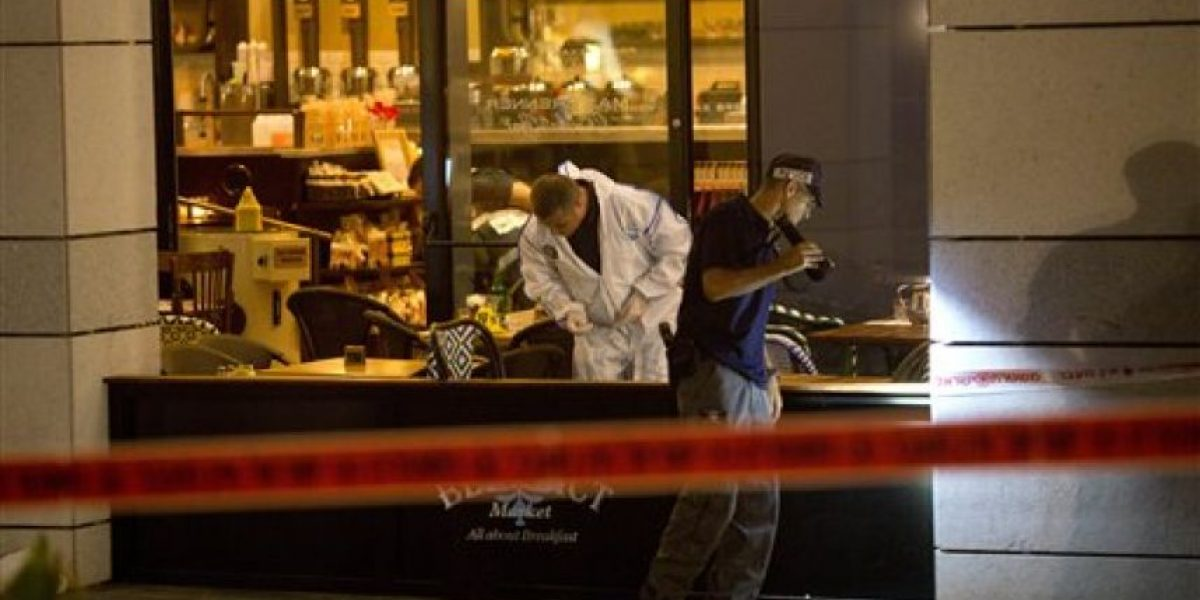 EU condena atentado en cafetería de Tel Aviv
