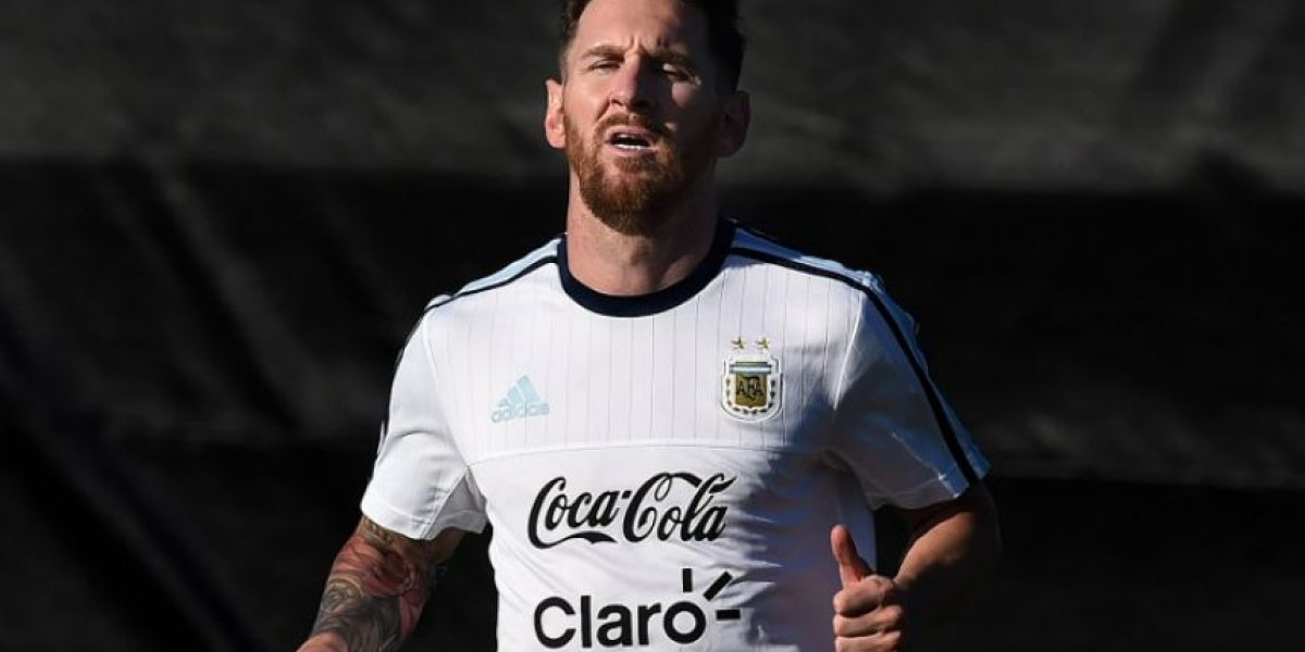 Lionel Messi por fin debutará en la Copa América Centenario