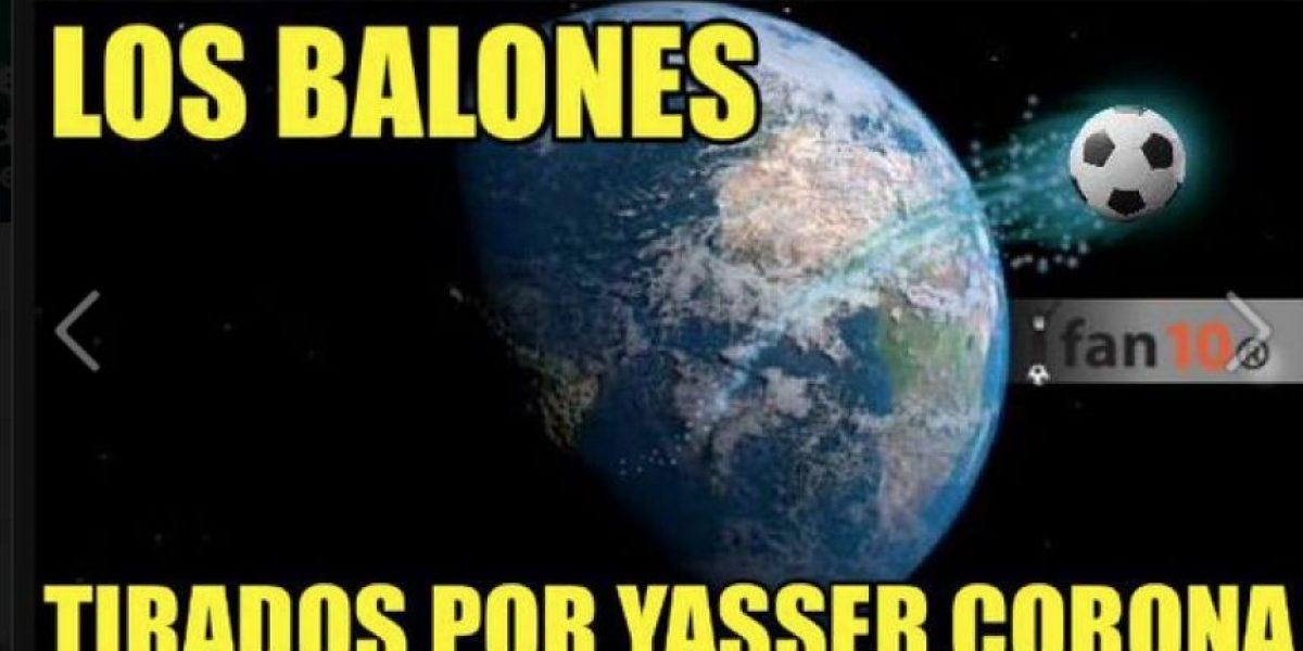 Los mejores memes del México vs. Jamaica