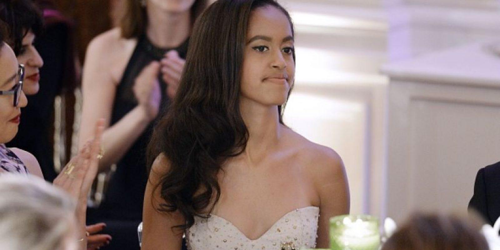 Estos fueron los looks de las hijas de los Obama durante la presidencia Foto:Getty Images