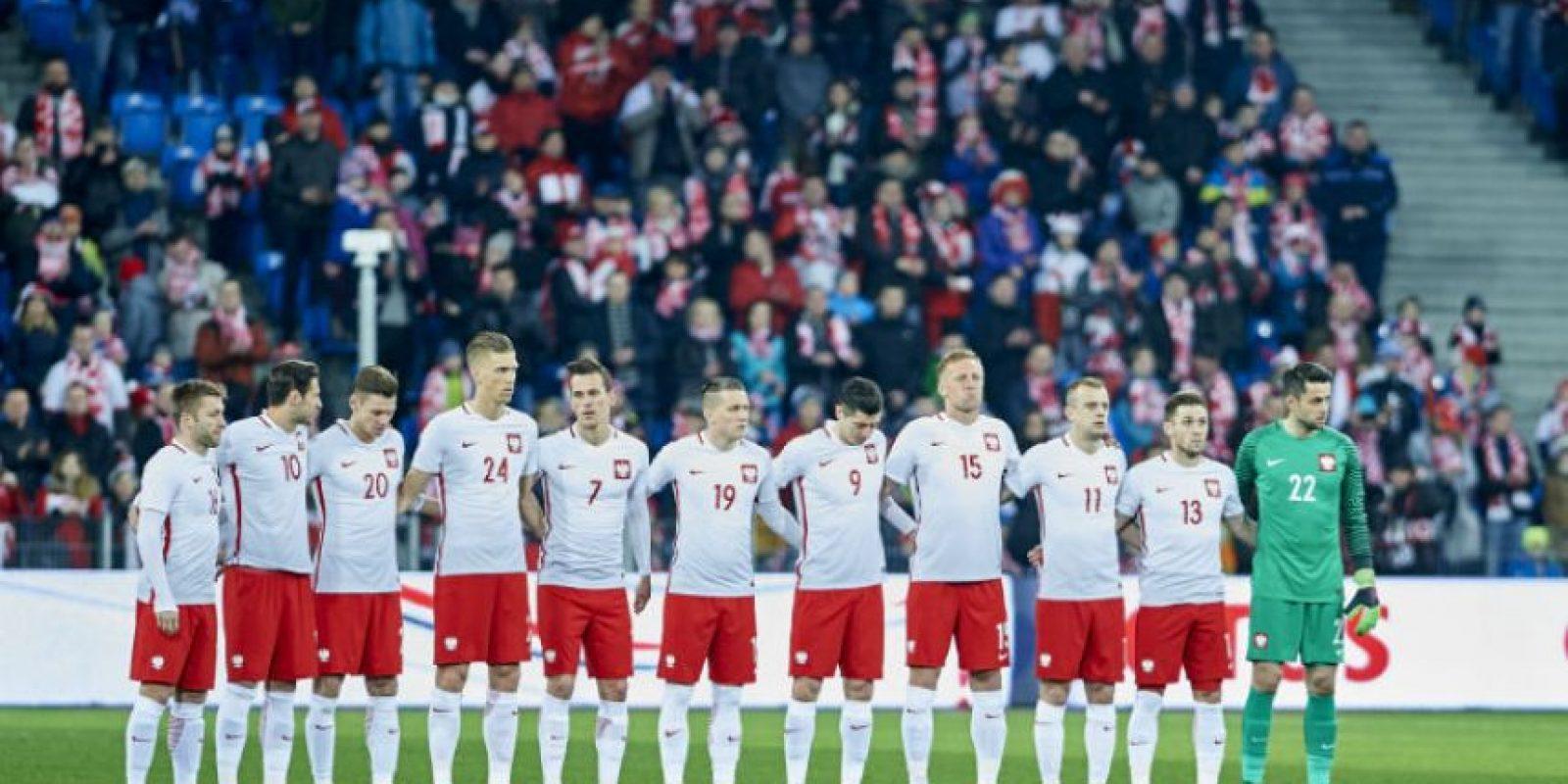 9. Polonia – 193.45 millones de euros Foto:Getty Images