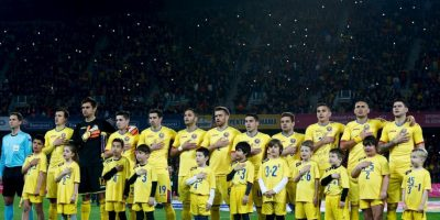 Los rumanos, que llegan con pocas opciones de avanzar, querrán dar la sorpresa en el Stade de France Foto:Getty Images
