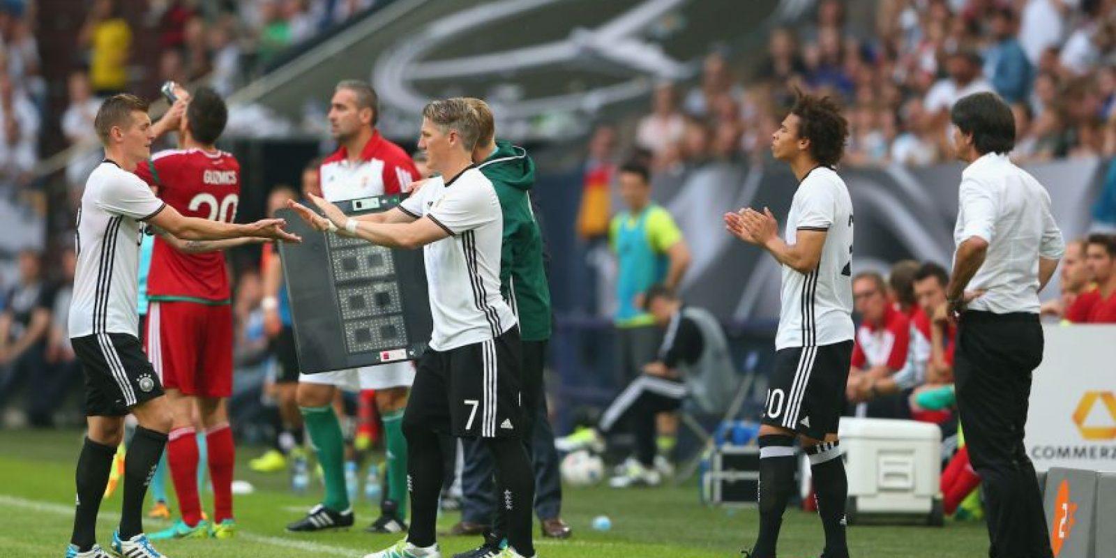 2. Alemania – 580 millones de euros Foto:Getty Images