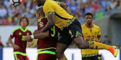 Jamaica espera rescatar un buen resultado para no despedirse rápidamente de la Copa América Centenario, tal como sucedió con su eliminación en fase de grupos en la Copa América 2015 de Chile Foto:Getty Images