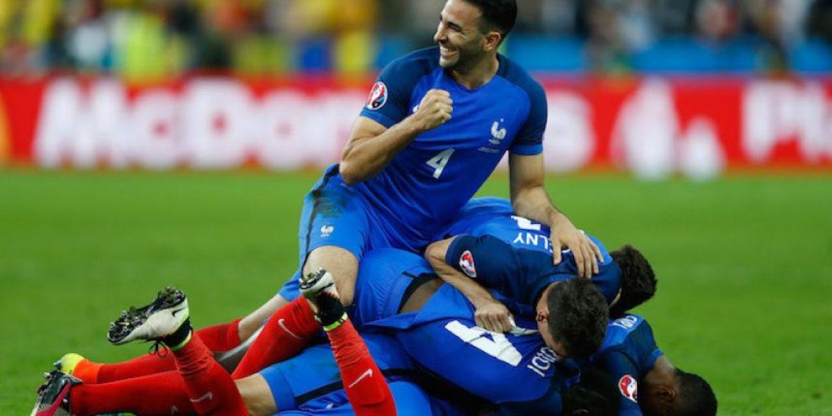 ¡Se ilumina Francia! El anfitrión vence a Rumania en su debut en la Euro 2016