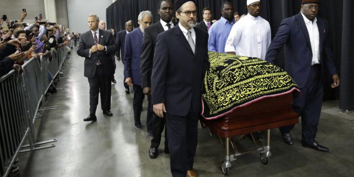 Muhhamad Ali, la despedida de un grande