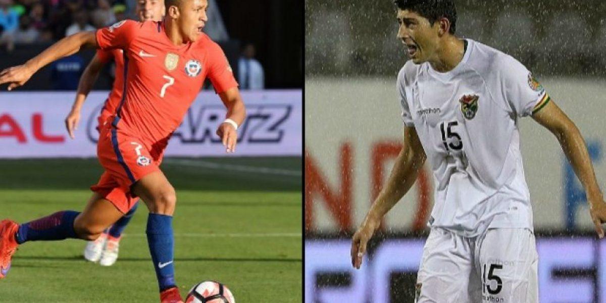 Copa América Centenario: ¿A qué hora juega Chile con Bolivia?
