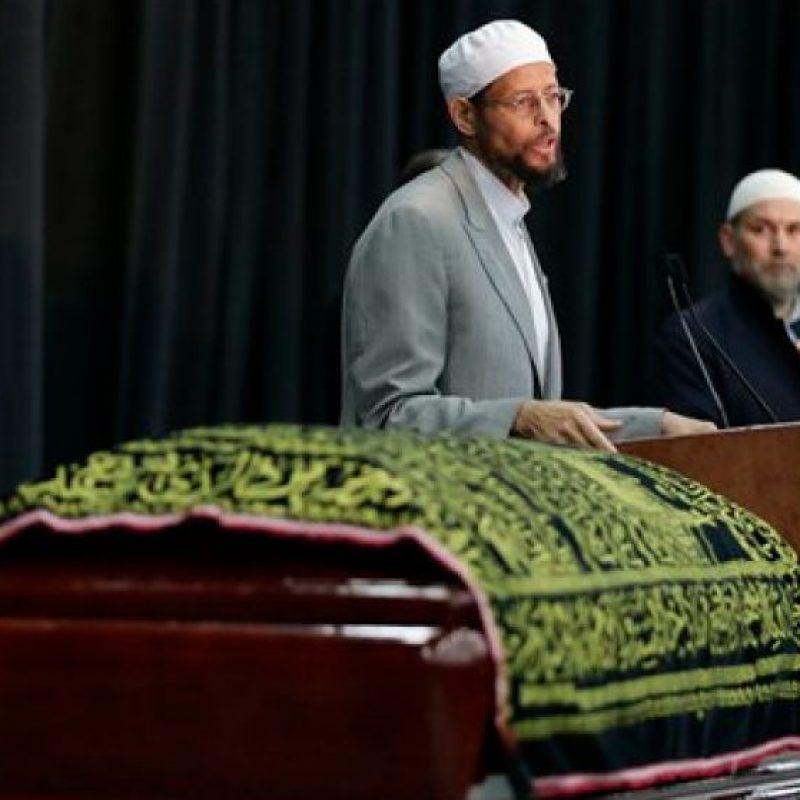 Le dieron una emotiva despedida a Muhhamad AliLe dieron una emotiva despedida a Muhhamad Ali Foto:AP