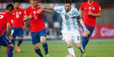 El chileno Francisco Silva está en la mira de Cruz Azul Foto:Getty Images