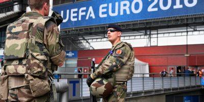 Desalojan sala de prensa del Stade de France donde se jugará el partido inaugural de la Euro Foto:Getty Images