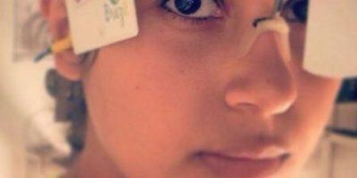 Deportista brasileña sufre disparo en el cabeza y su estado es grave Foto:Twitter