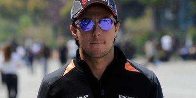 Sergio Pérez y Esteban Gutiérrez no tuvieron un buen día en las prácticas para el GP de Canadá Foto:Getty Images