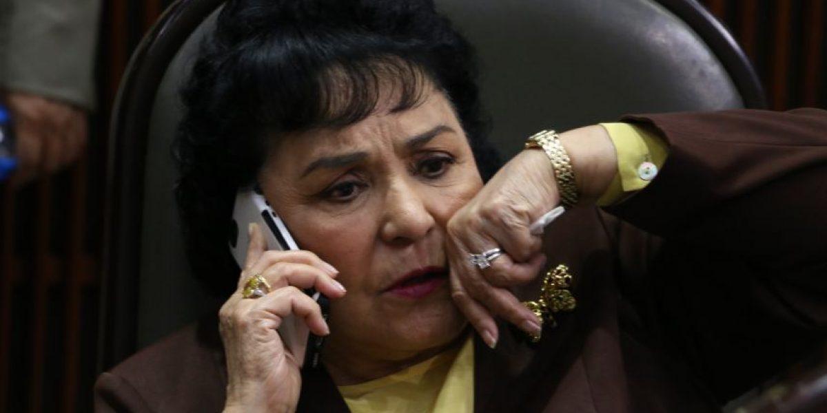 Carmen Salinas alerta sobre estafador que se hace pasar por su sobrino