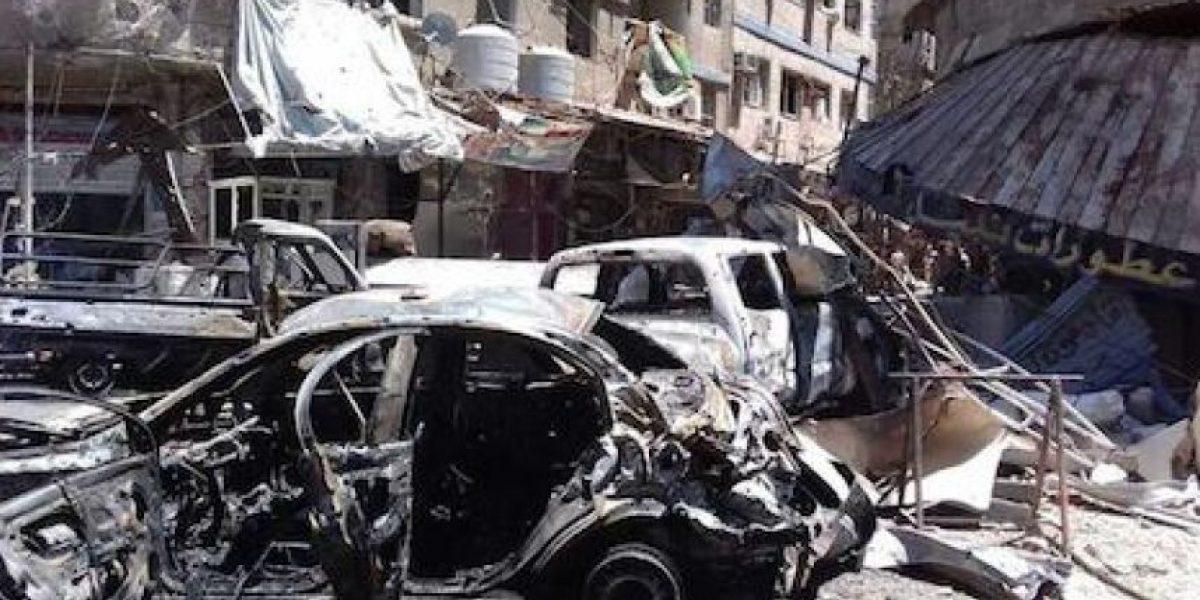 Asciende el número de muertos por doble atentado de Damasco