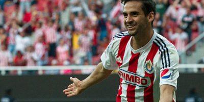 Raúl López jugó en Chivas desde que era un niño. Foto:Getty Images