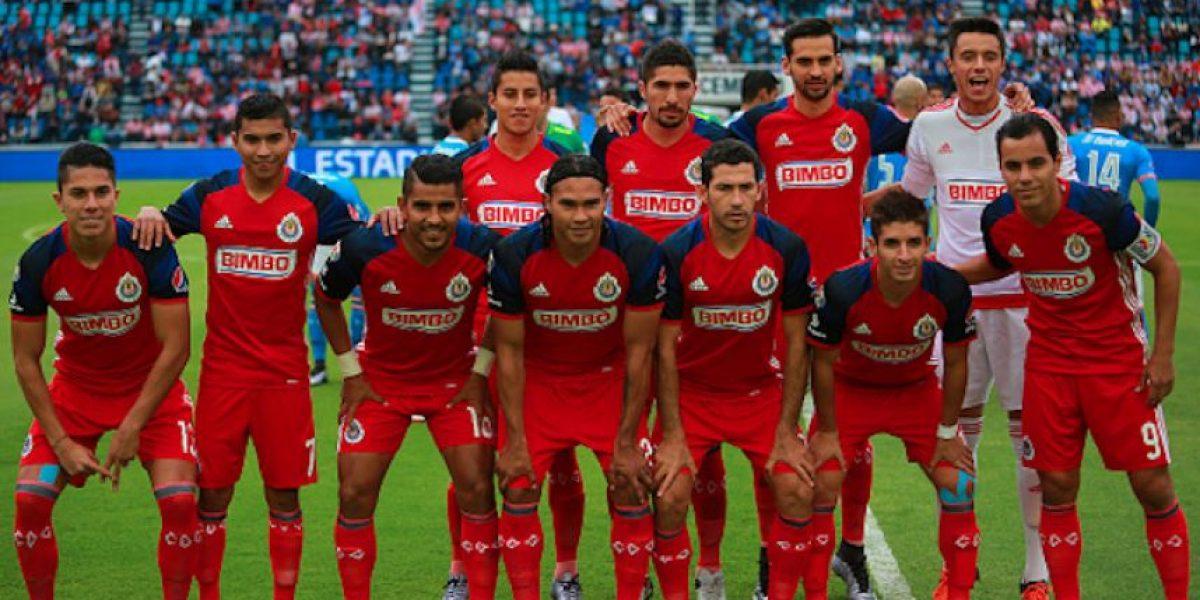 Las Chivas viajaron a Cancún para iniciar la pretemporada