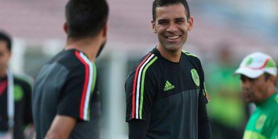 México se jugará el liderato de su grupo este lunes, ante Venezuela. Foto:Getty Images
