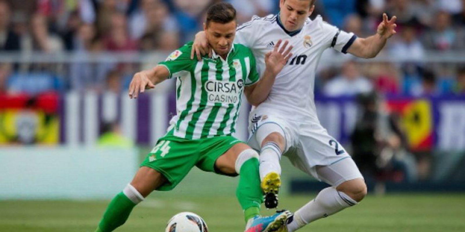 Rubén Castro, delantero centro. Foto:Getty Images