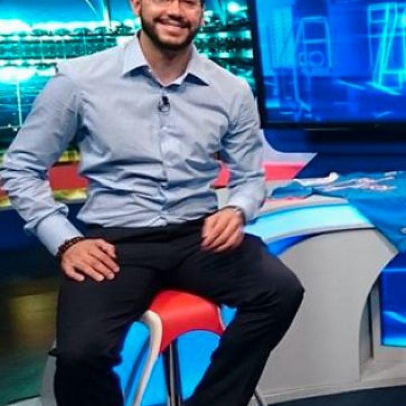 """Guillermo """"Memo"""" Zavala, frecuente narrador de Televisa Radio y conductor de """"Zona Azul"""". Foto:Twitter"""