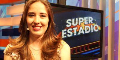 """Ella es Sara Zetune, quien suele mostar datos en TDN y en ocasiones en """"Más Deporte"""". Foto:Twitter"""