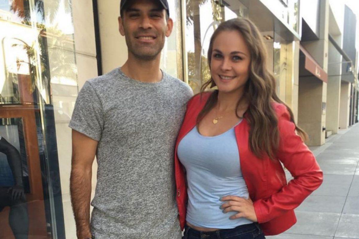 """Virginia Ramírez, comenzó a aparecer en TDN y pronto dio el """"brinco"""" a La Jugada, en Televisa. Foto:Instagram"""