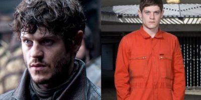 """Iwan Rheon, el malvado """"Ramsay Bolton"""", estuvo en la serie """"Misfits"""" en 2009. Foto:HBO/ E4"""