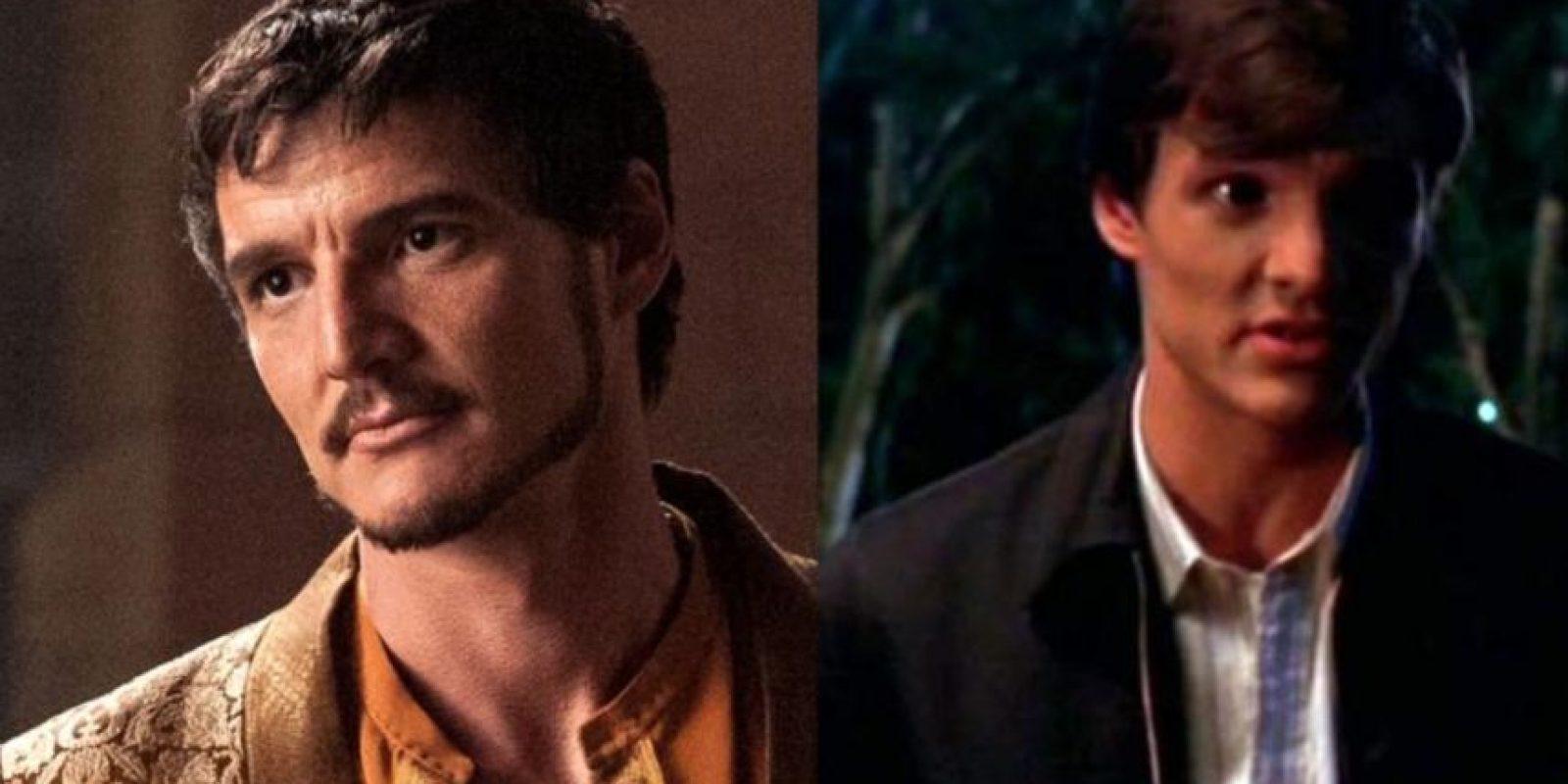 """Pedro Pascal, Oberyn Martell, fue un estudiante en """"Buffy, la cazavampiros"""". Foto:HBO/20thCentury Fox."""