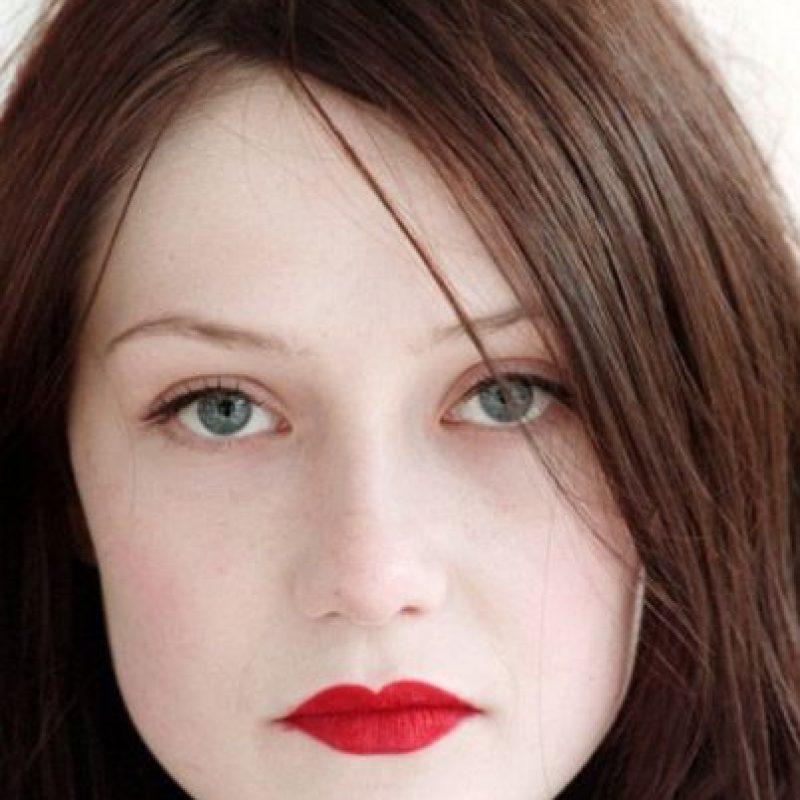 Esta belleza es Carice Van Houten a sus 20 años. Foto:Tumblr