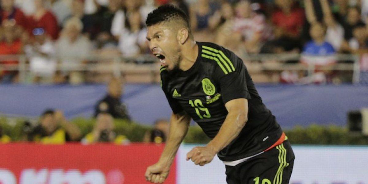 Oribe Peralta admite que el Tri quiere evitar a Argentina en Cuartos