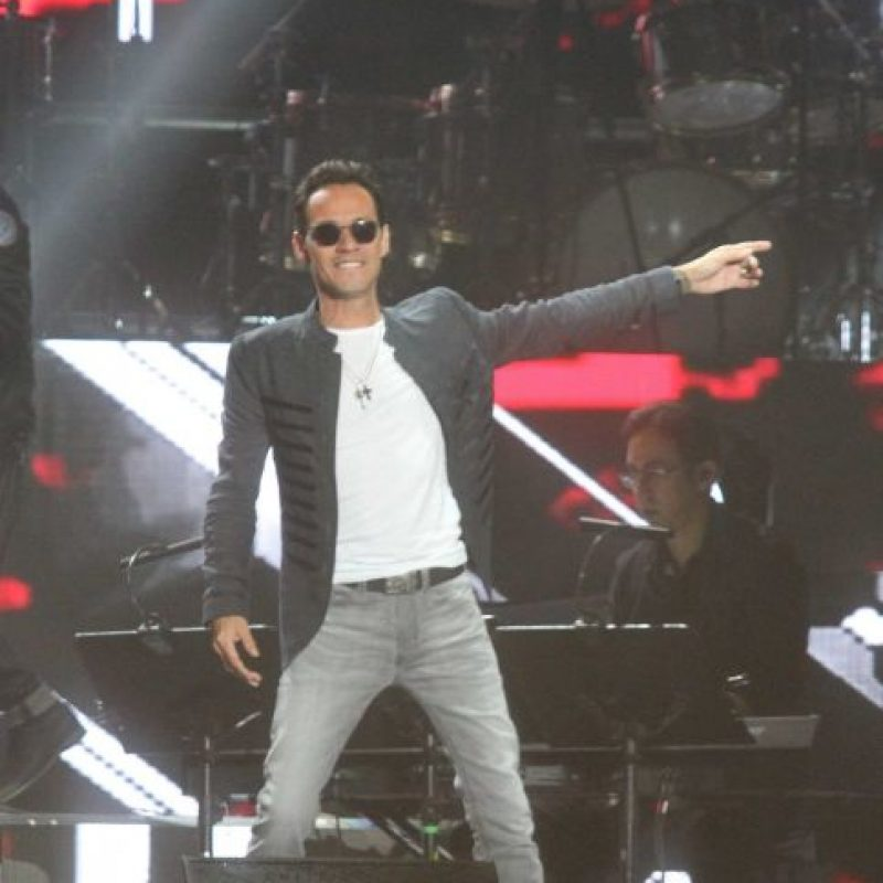 Marc Anthony Foto: Notimex