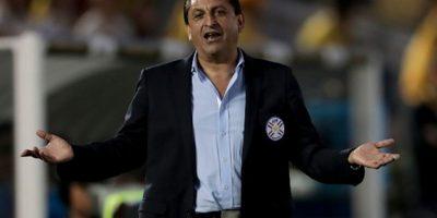 El argentino dejó su puesto en Paraguay tras ser eliminados de la Copa América Centenario. Foto:Getty Images