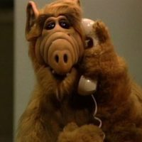 """""""ALF"""" era el nombre del simpático extraterreste de 1986 Foto:IMDb"""