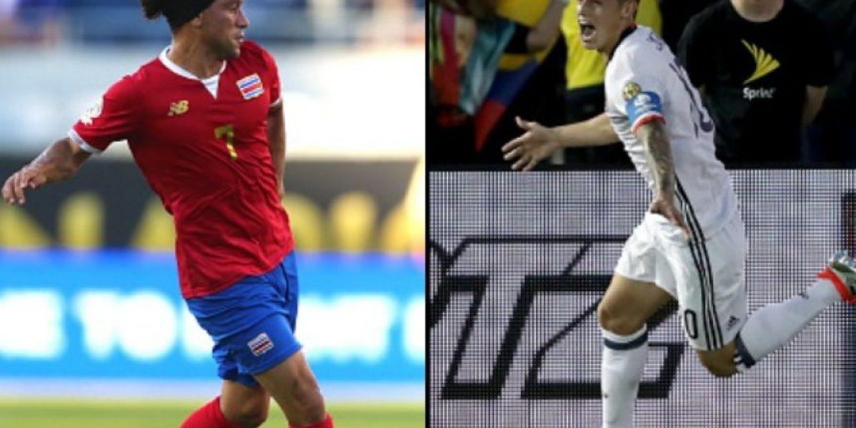 Copa América Centenario: En vivo Costa Rica vs Colombia