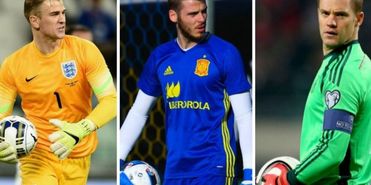 FOTOS: ¡Regalo para las chicas! Los jugadores más guapos de la Euro 2016