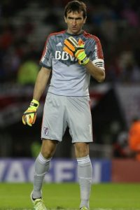 Marcelo Barovero Foto: Getty Images